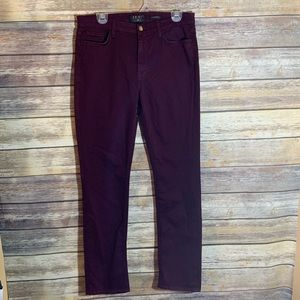 7 For All Mankind Slim Straight 10 x 31.5